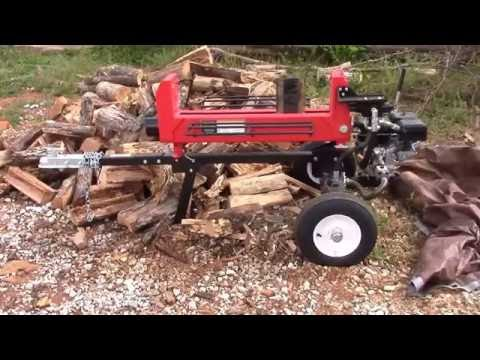 Predator 20 Ton Bi-Directional Log Splitter by Harbor Freight item #61594  ~ Product Review