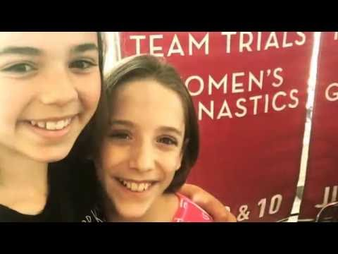 Olympic Trials:  Day 1!