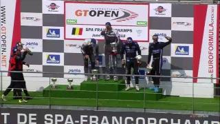International GTOpen 2018 ROUND 3 BELGIUM - SPA-FRANCORCHAMPS Race 1 ITALIANO