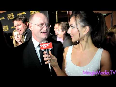 Jerrol LeBaron at the Movieguide 2012 Faith & Values Awards Gala Red Carpet