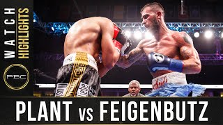 Plant vs Feigenbutz HIGHLIGHTS: February 15, 2020 | PBC on FOX