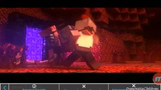Minecraft song:Better in The Nether