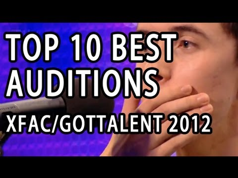 Top 10 Best First Auditions X Factor   Got Talent (usa Uk britain) 2012 #top Most Viewed video