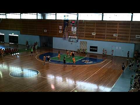 TV Jets U12 Div 1 - 18 May 2013 vs Eagles Basketball part 3 1010010