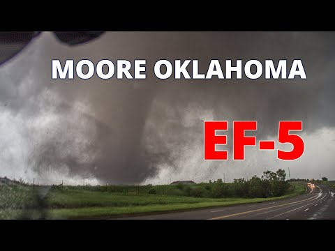 Moore, Oklahoma Tornado from May 20, 2013