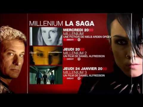 Ba La Saga Millénium 1,2,3 Mercredi +  Jeudi + Jeudi 24 Janvier 20H50 Sur M6  [Evènement Inédit]