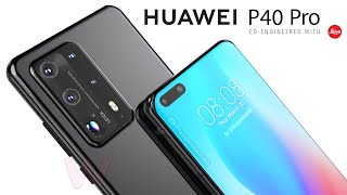 Huawei P40 Pro - First Look & Introduction!