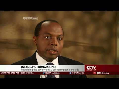 Rwandan CEO on his country's economic potential