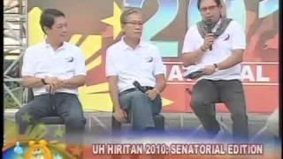 Ocampo squares-off with Palparan