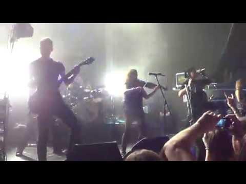 Eluveitie - From Darkness (live in Minsk - 18.02.15)
