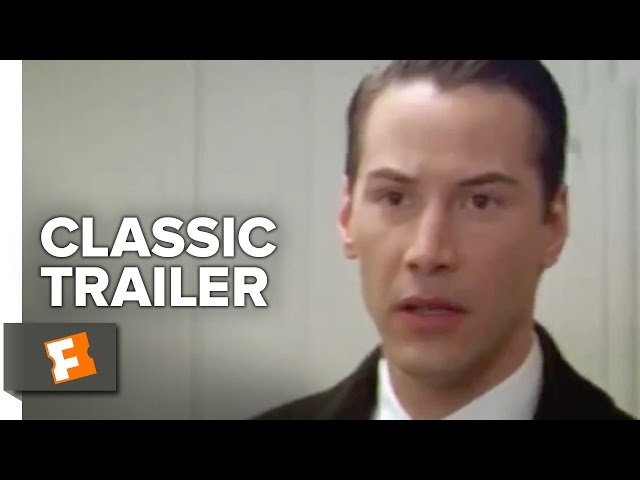 Devil's Advocate (1997) Official Trailer - Al Pacino, Keanu Reeves Drama Movie HD