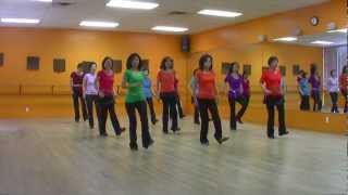 The Blarney Roses - Line Dance (Dance & Teach in English & 中文)