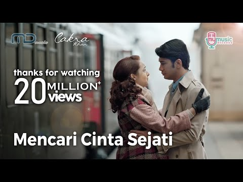 Cover Lagu Cakra Khan - Mencari Cinta Sejati (Official Music Video) Ost. Rudy Habibie