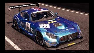Gran Turismo™SPORT Daily Race 551 Bathurst Mercedes-Benz AMG GT3 Broadcast
