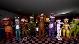 (Five Nights At Freddy's sfm animation) Christmas special :)