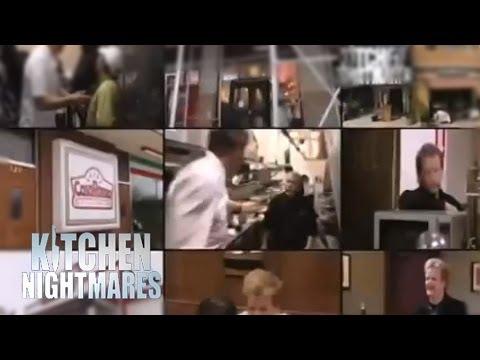 Gordon grills young restaurant owner kitchen nightmares for Kitchen nightmares lido