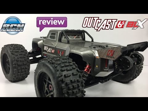 Is the Arrma Outcast Really Worth $500?  Full Review