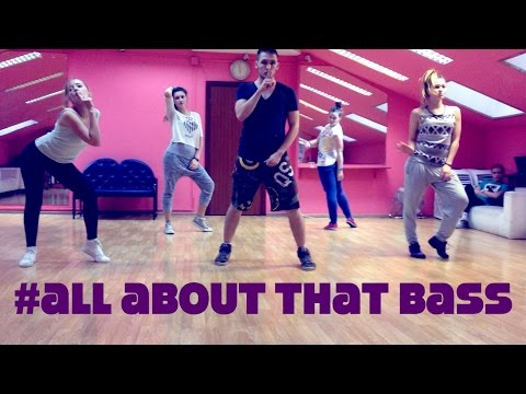 all About That Bass - Meghan Trainor | Choreography (dance) By Andrew Heart video