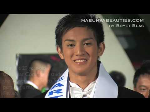MR. PHILIPPINES EARTH 2010 Announcement of Winner