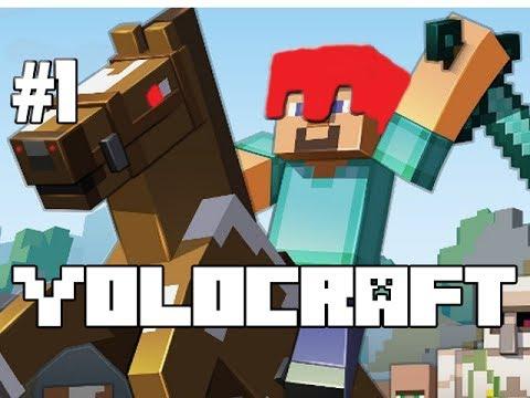 YOLOCRAFT MINECRAFT Season 2 Part 1 W Blitzwinger Gamer Survival HD