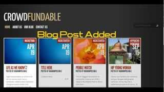 Add a Blog Post with Category and Image