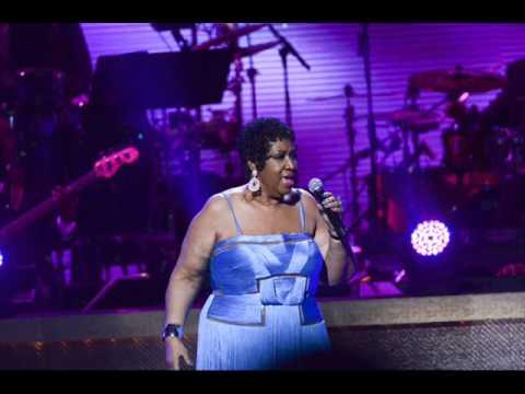 Aretha Franklin Honouring Stevie Wonder (Audio) 2012