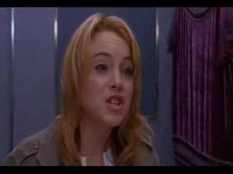 The Prophetic Lindsay Lohan