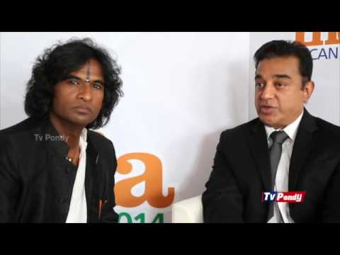 Tv Pondy - Interview _ Mr Kamal Hassan by Dr Raghunath Manet