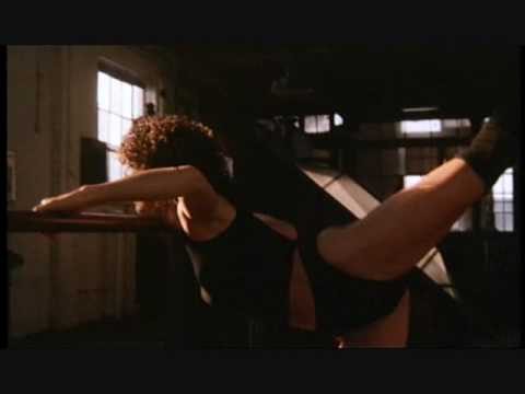 Jennifer Beals Flashdance Special - Let's Dance - YouTube