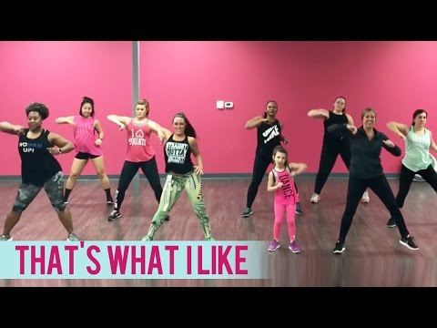 Bruno Mars - That's What I Like (Dance Fitness with Jessica)
