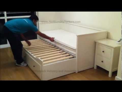 Кровать как в икеа своими руками 37