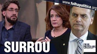 A 'surra' realizada por Jair Bolsonaro que o filho de Miriam Leitão jamais esquecerá