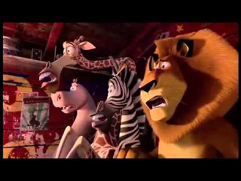 """""""Madagascar 3"""": ¿un Poco De """"Shrek 2"""" Y Cirque Du Soleil?"""