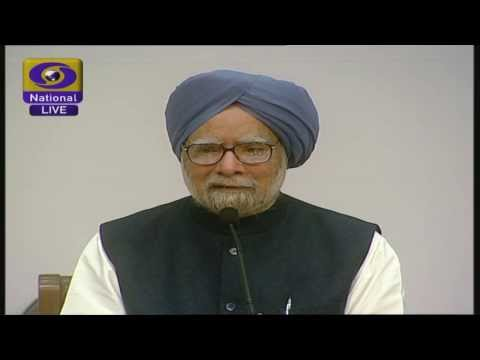 Dr. Manmohan Singh, Hon'ble Prime Minister's Press Conference