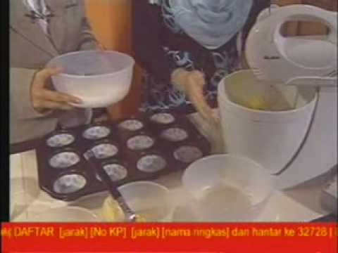 Muffin | Cupcakes | Muffins MOnster on Wanita Hari Ini at TV3