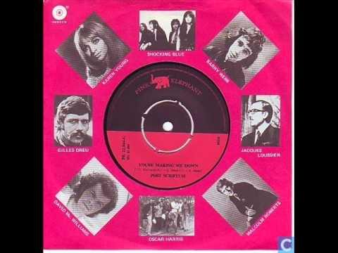 Post Scriptum - You're Making Me Down (1971 Netherlands)