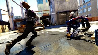Spider-Man PS4: Flawless Combat - Gadget Combos & Epic Gameplay - Vol.4