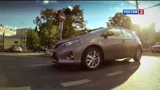 Тест-драйв Toyota Auris 2013 // АвтоВести 119