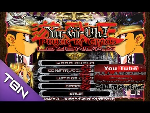 Yu Gi Oh Power of Chaos Leyendas  - GamePlay -  Descarga Gratis