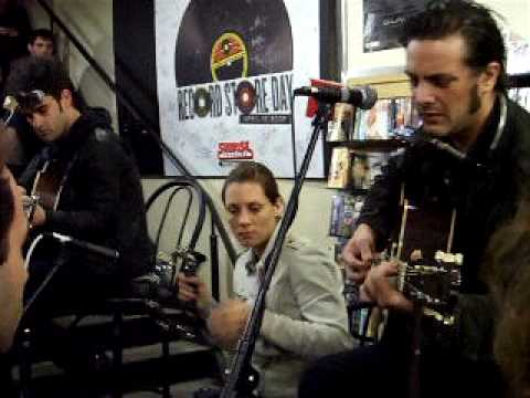 Black Rebel Motorcycle Club - Screaming Gun - Sunrise Instore