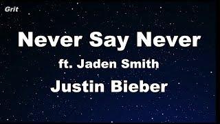 download lagu Never Say Never Ft. Jaden Smith - Justin Bieber gratis
