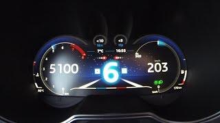 Alpine A110 (2018) Acceleration 0 - 200 exhaust sound