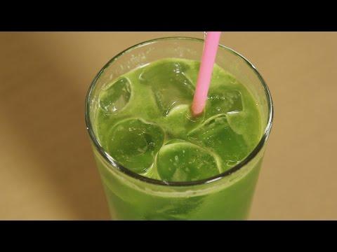 Базиликовый лимонад. Рецепт от шеф-повара.