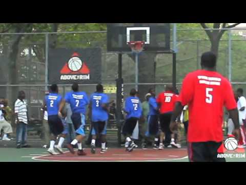 "Above The Rim Presents ""Stop The Violence Day"" with Hoops By The River"