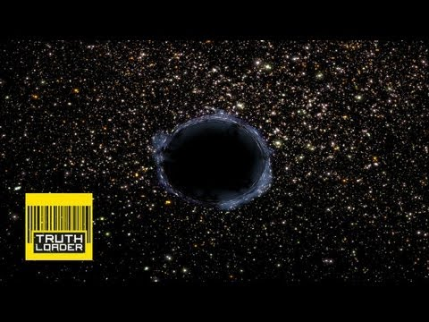 Supermassive black hole 'full'? - Truthloader Investigates