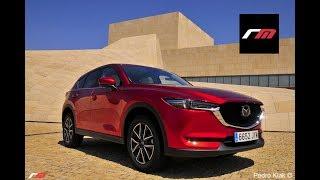 Mazda CX-5 2017 - Prueba revistadelmotor.es
