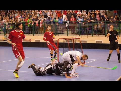 Men's WFCQ 2016 - ESP - POL Highlights