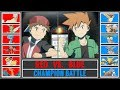 Red Vs. Blue (Pokémon Sun/Moon)   Kanto Champion Battle/Pokémon Origins