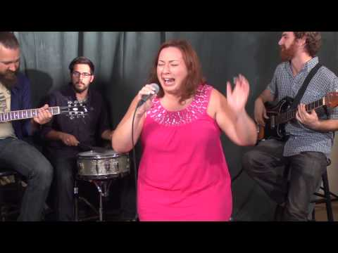 "Gracie Curran & the High Falutin Band Perform ""Rock & a Hard Place"""