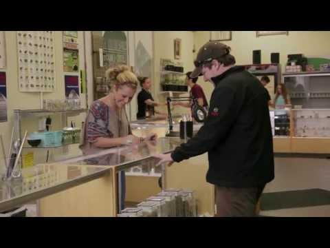 Ballpark Holistic Dispensary Store Video